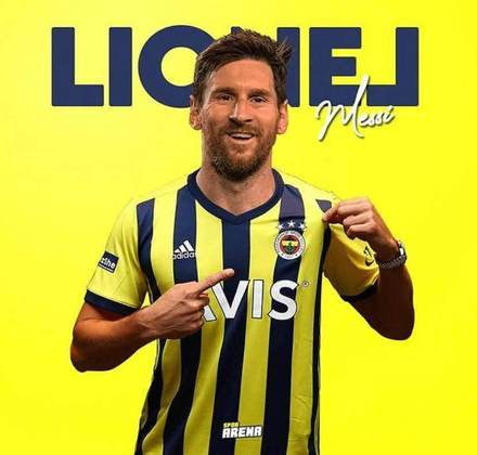 Lionel Messi no Fenerbahçe?