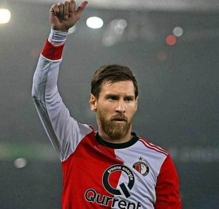Lionel Messi no Feyenoord?