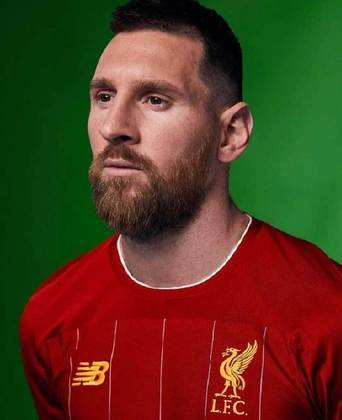 Lionel Messi no Liverpool