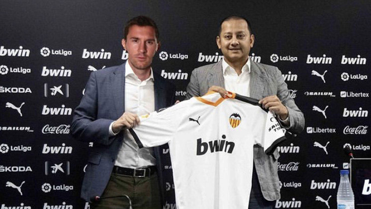 Lionel Messi no Valencia