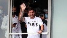 Messi é anunciado oficialmente como novo jogador do PSG