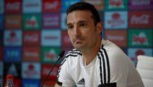 'Preocupante' jogar Copa América no Brasil, diz técnico da Argentina