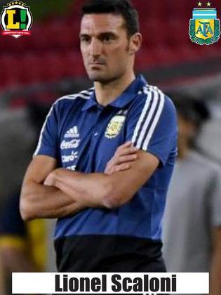 Lionel Scaloni - 7,0 - Escalou bem e foi feliz ao anular as pontas do Brasil. O time teve um meio-campo seguro, que soube segurar Neymar e cia.