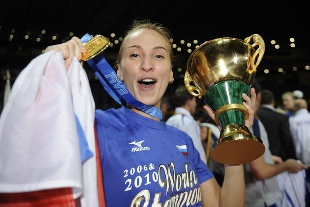 Lioubov Sokolova - Considerada por muitos uma das maiores jogadoras de vôlei da história, a russa jamais conquistou a medalha de ouro olímpica. A atleta foi prata nos Jogos de Sydney, em 2000, e Atenas, em 2004.