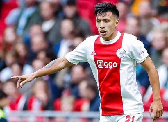 Lisandro Martínez - 23 anos - Ajax - Zagueiro: titular da posição no clube holandês.