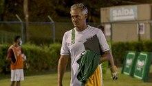 Técnico Lisca pede paralisação do futebol: 'Estamos apavorados'