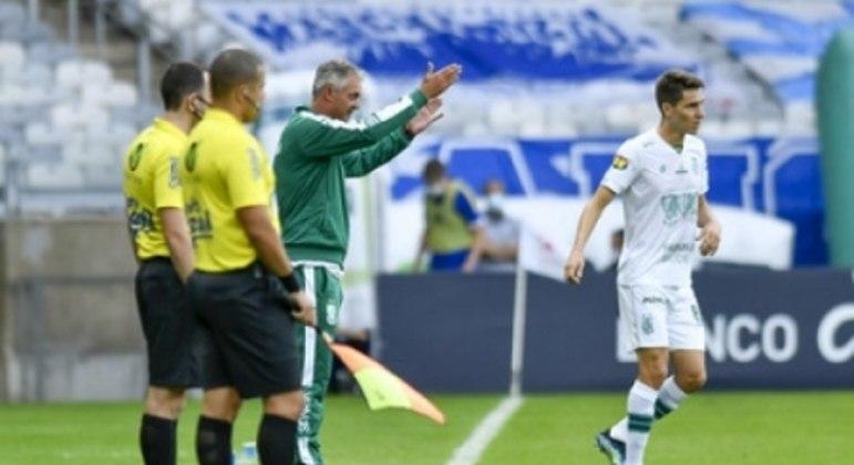 Lisca se tornou o personagem central do clássico entre Cruzeiro e América-MG