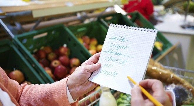 Lista de compras- dicas para você fazer a sua sem erros