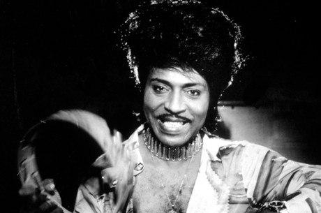 Little Richard foi uma lenda do rock