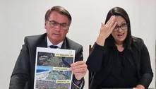 Movimento de caminhoneiros vai até domingo, diz Bolsonaro