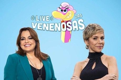 Fabíola e Keila são apresentadoras do programa