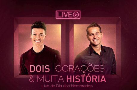A live acontece nesse domingo (14), a partir das 19h45