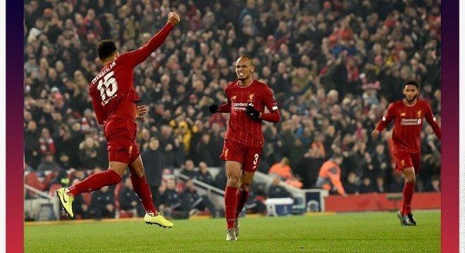 Liverpool 2 X 1 Genk