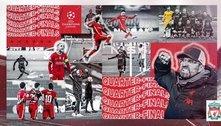 O Liverpool e o PSG seguem numa Champions sem Messi e sem CR7