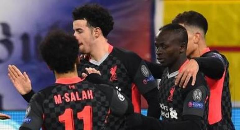 Sadio Mané, Liverpool 2 X 0