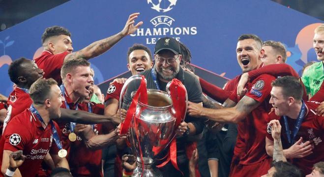 Liverpool, o campeão de 2018/19