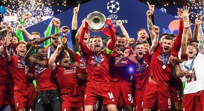 O Liverpool, campeão de 2018/19