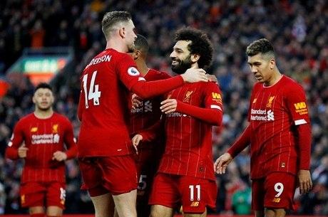 Liverpool está muito perto de conquistar título