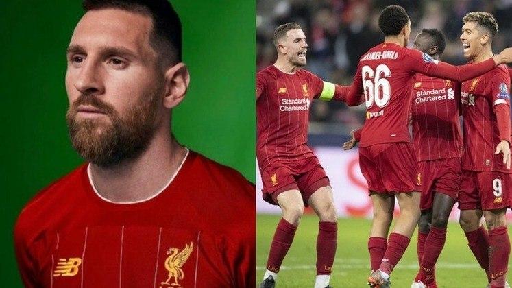 Liverpool - Alisson, Alexander-Arnold, Joe Gomez, Van Dijk, Robertson; Henderson, Milner, Wijnaldum; Messi, Salah e Roberto Firmino. Técnico: Jurgen Klopp.