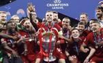 Liverpool, Champions League, Liga dos Campeões