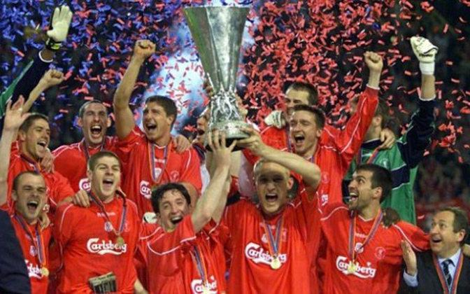 LIVERPOOL - Com 406 saídas o Liverpool ganhou 988 milhões de euros (cerca de R$ 6 bilhões).