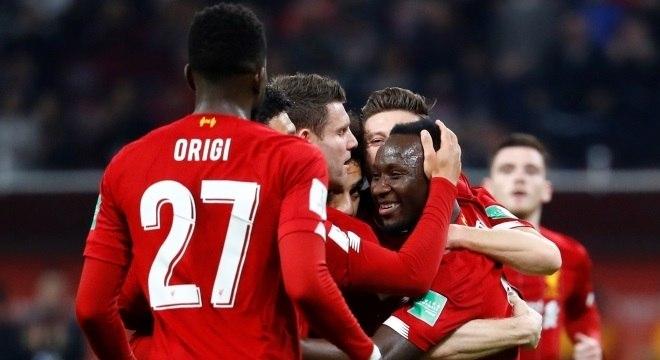 Liverpool atuou com time misto, mas mesmo assim venceu Monterrey