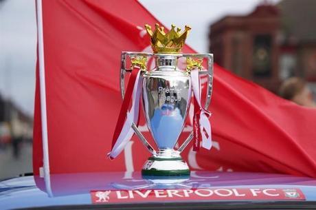 Liverpool é o atual campeão da Premier League