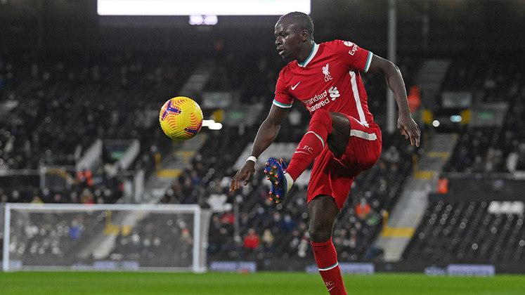 Liverpool: Sadio Mané (29 anos) - Posição: atacante - Valor de mercado: 85 milhões de euros
