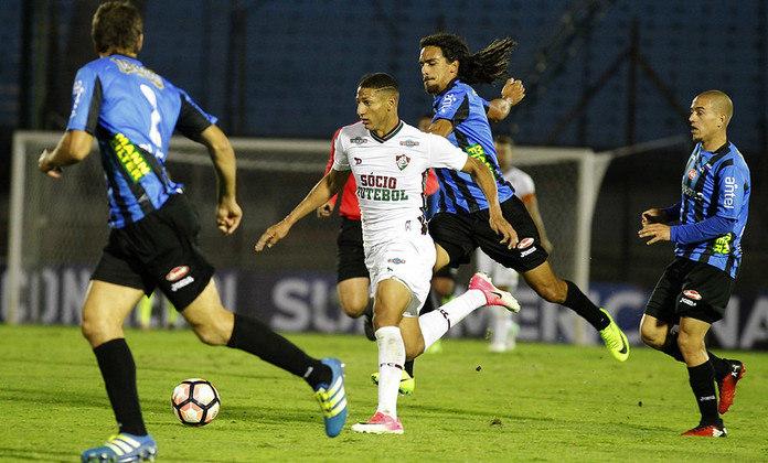 LIVERPOOL (URU) – Também do Uruguai, o Liverpool eliminou o Llaneros, da Colômbia, e aguarda o sorteio.