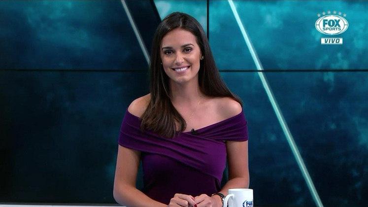 Lívia Nepomuceno, que apresentava os programas 'Bom Dia, Fox' e o 'Tarde Redonda', também deixou os canais Fox Sports.