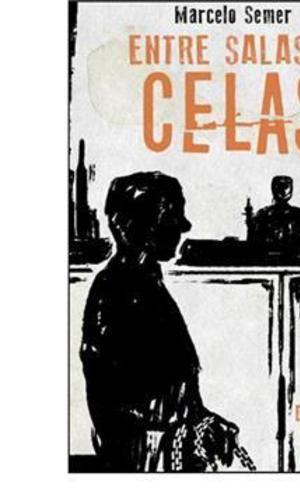 """Capa do livro """"Entre Salas e Celas"""""""