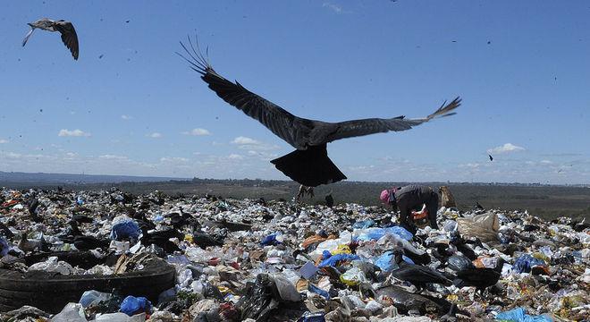O lixão da Estrutural era considerado o maior da América Latina
