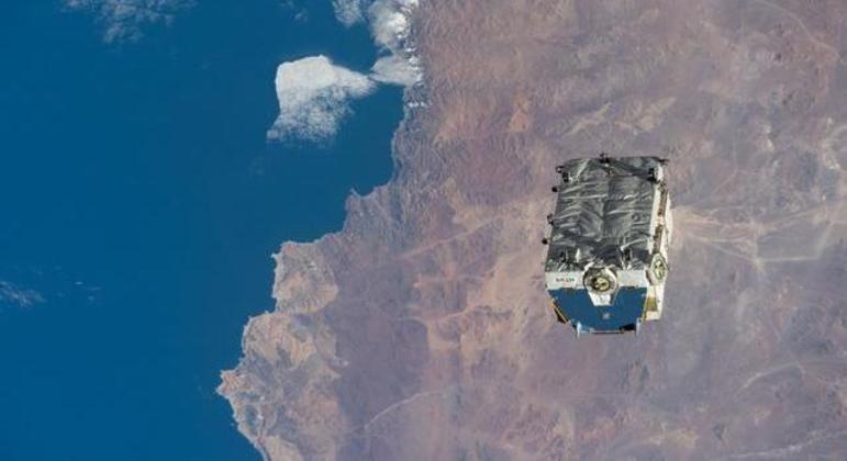 Lixo descartado viajará no espaço de 2 a 4 anos