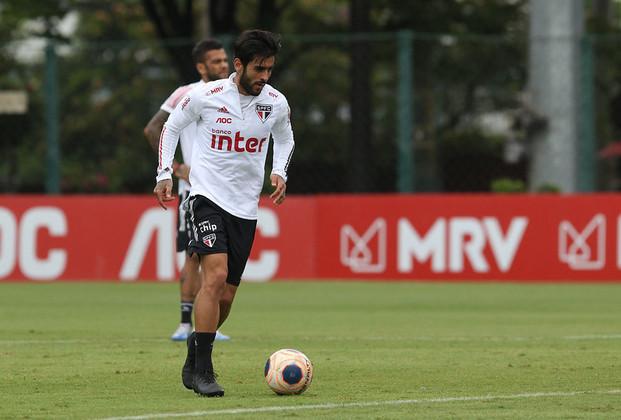 Liziero - Revelado no São Paulo, o meia subiu aos profissionais em 2018. Até o momento, atuou em 32 jogos, marcando três gols.