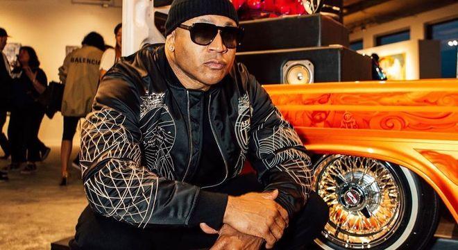 O rapper LL Cool J é parceiro no projeto do museu