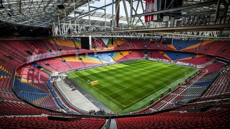 Local da partida: Amsterdam Arena