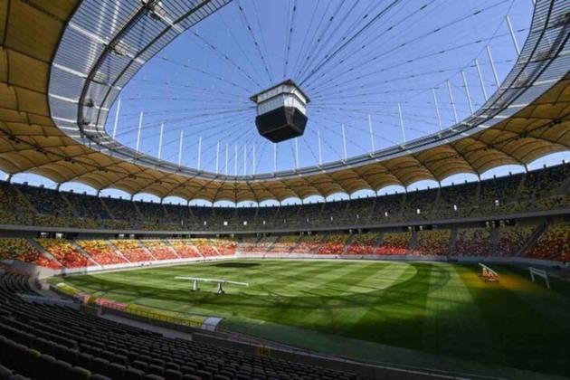 Local da partida: Arena Nacional de Bucareste