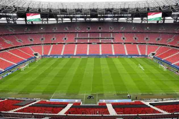 Local da partida: Puskás Arena