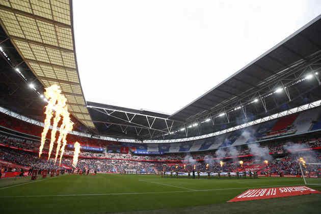 Local da partida: Wembley