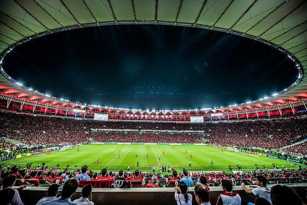 Localizado no Rio de Janeiro, o Maracanã é um dos símbolos do Brasil e foi inaugurado em 16 de junho de 1950, portanto, tem 69 anos. Desde então, o Maraca foi palco de grandes momentos, com jogos de Copa e da Seleção Brasileira; finais de Brasileiros, Cariocas e Libertadores e o milésimo gol de Pelé; Pan-Americanos e Olimpíada, entre outros.