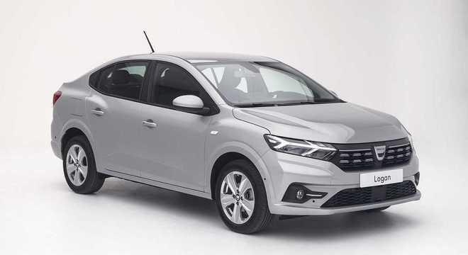 Dacia Logan será um pouco maior e com entre-eixos ampliado mas dimensões serão reveladas