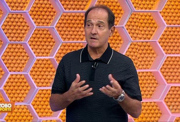 Logo depois, Muricy Ramalho foi anunciado como comentarista do Grupo Globo, onde permaneceu até a última segunda-feira (07).
