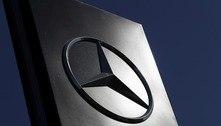 Mercedes vai suspender produção no Brasil a partir do dia 26