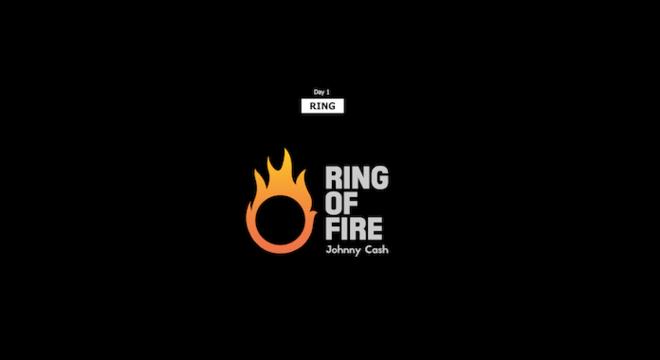 Designer brasileiro transforma músicas em logotipos e o resultado é incrível; veja