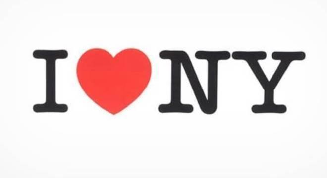 O logotipo foi criado para uma campanha de turismo em 1977