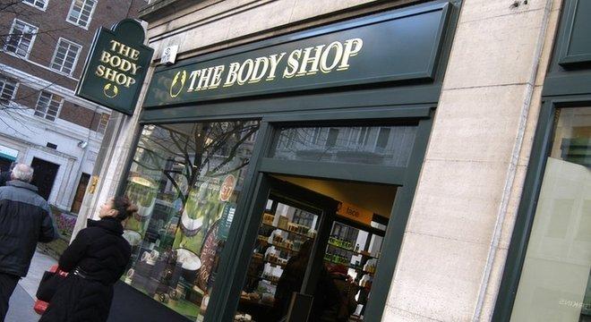 The Body Shop também foi adquirida pela Natura, em 2017