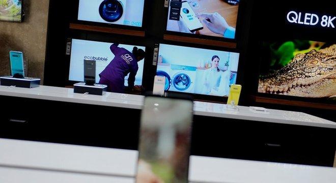 Empresas ligadas a novas tecnologias dominam o top 10