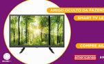 Peão:MarianoAmigo Secreto sorteado:RaissaGaranta já a sua Smart TV LED 32