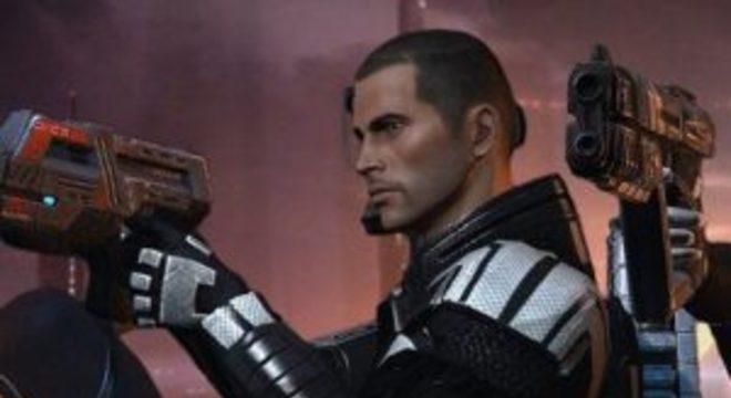 Lojas mencionam lançamento da trilogia de Mass Effect em março