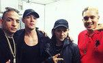 Em 2016, o duo Jack Ü, formado por Skrillex e Diplo, tocou a canção Baile de Favela durante o Lollapalooza. Além disso, os músicos convidaram MC Bin Laden, dono do hit Tá tranquilo, Tá favorável, para subir ao palco do show